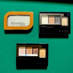 Rimmel & Kate eyeshadow